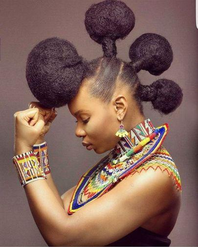 Phenomenal Nigerian Singer Yemi Alade: