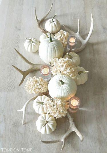 stunning minimalist fall decor