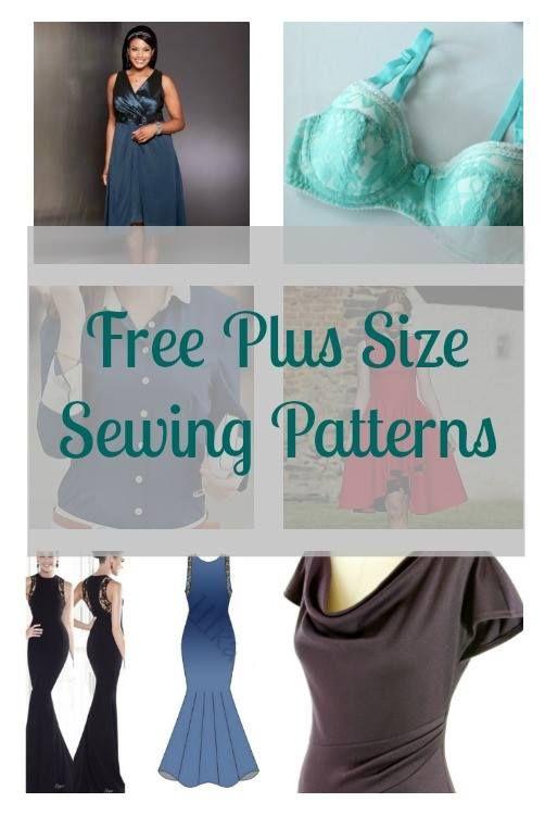 Free Plus Size Patterns Heartpulsar