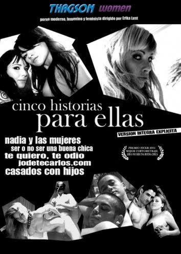 Poster do filme Cinco histórias para elas