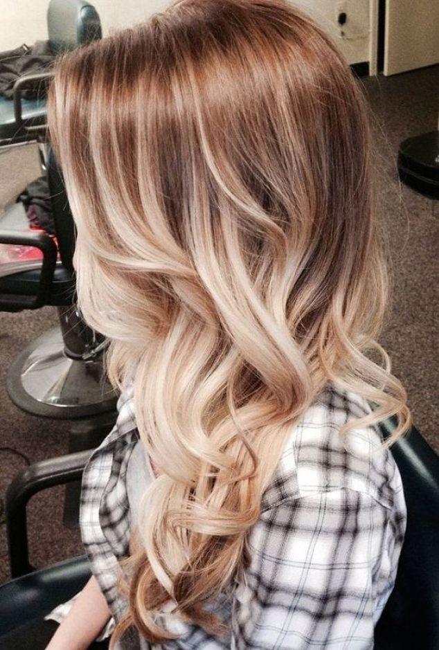 Ombre hair ideas: