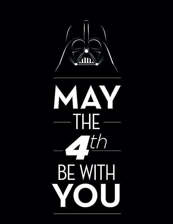 """May the 4th be with you"" ~ Darth Vader: #Darth #Vader #Star #Wars #May #the #Fourth #be #with #You #Star #Wars #Day #May #meme #quote #starwars #inspiration #happy #vmcblog #fun #enjoy #starwar #"
