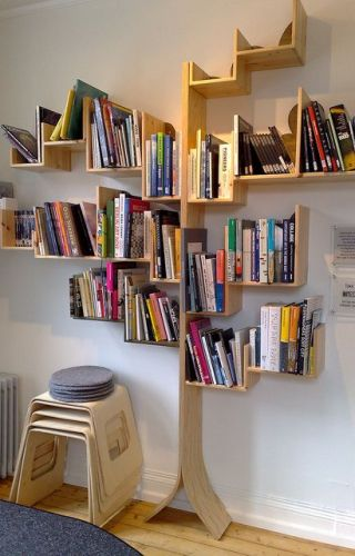 Tree Book Shelf:
