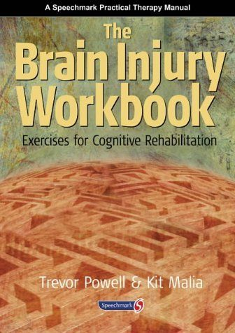 Brain Injury Workbook Exercises For Cognitive