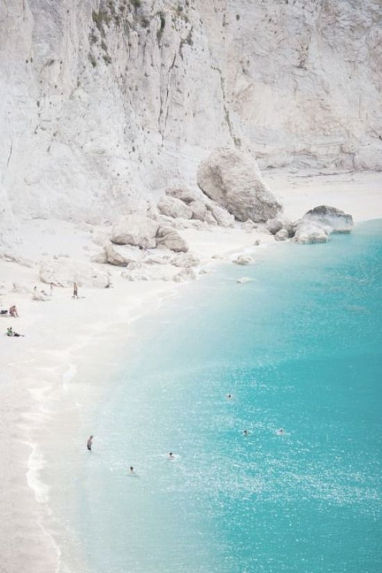 Pinterest Beach