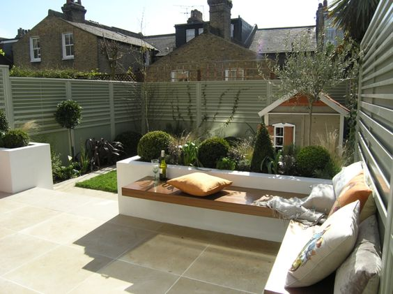 South London - child friendly suntrap: