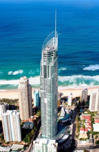 Gold Coast Q1 Tower