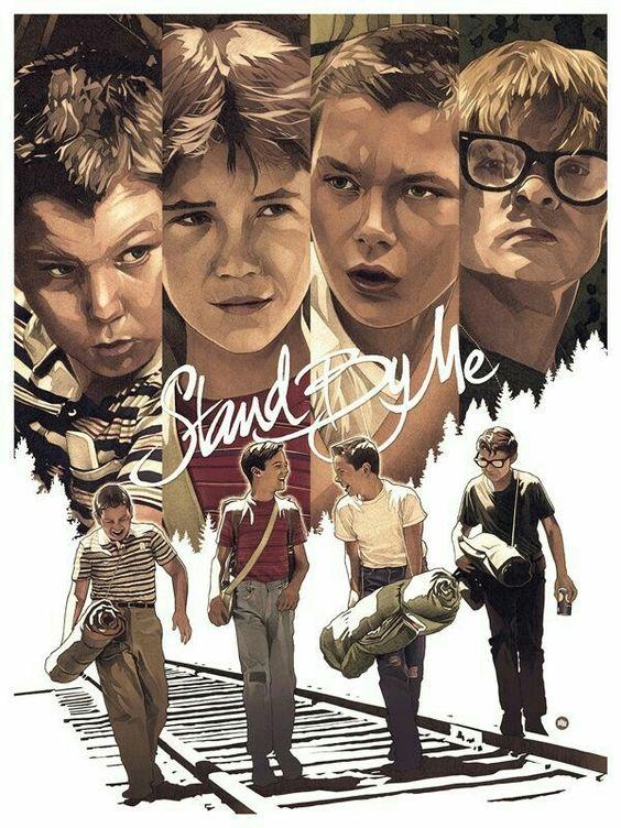 Poster do filme Conta Comigo