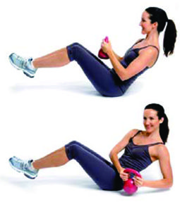 Oblique V Twists