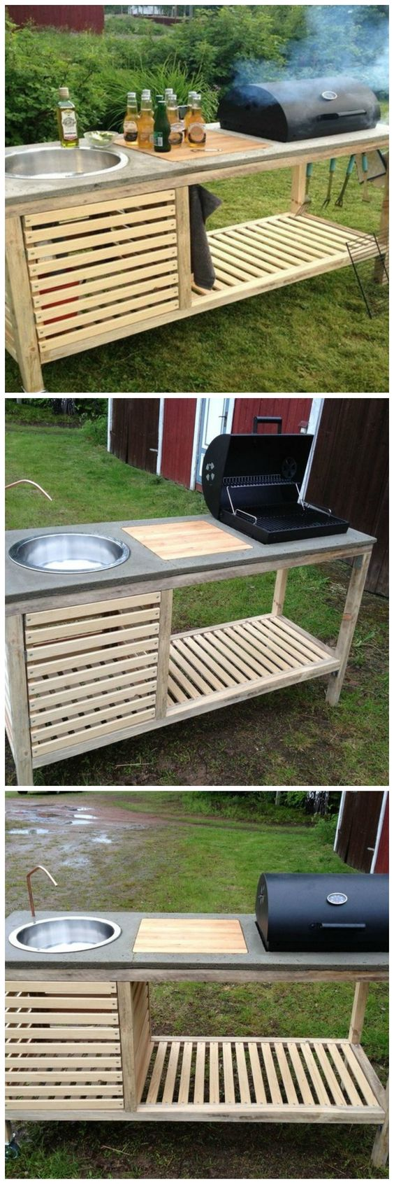 outdoor kitchens make your and make it on pinterest on incredible kitchen designs that will make you need to repeat yours id=64883