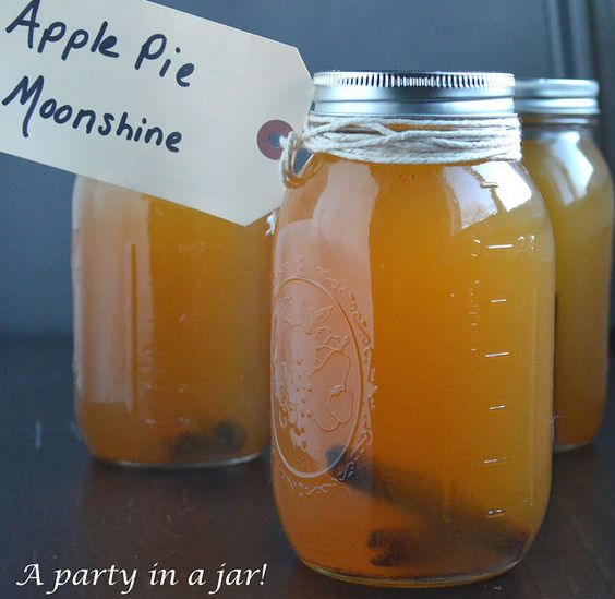 Souffle Bombay Apple Pie Moonshine Just for Mom