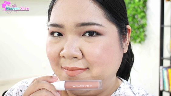 Butter Fudge - it's a brownish nude shade
