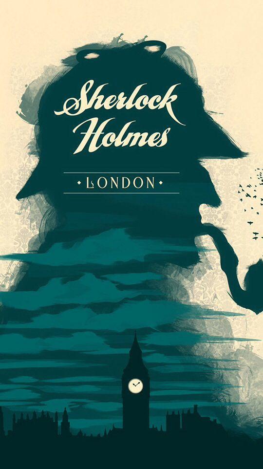 Poster do filme A Volta de Sherlock Holmes
