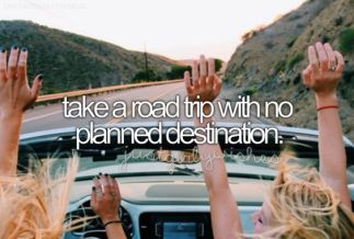 Me and my friend already planned to do this next summer                                                                                                                                                                                 More