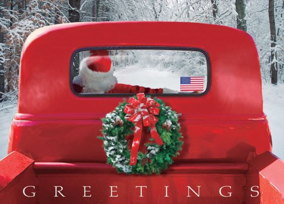 Image result for picking up christmas packages at bus depot