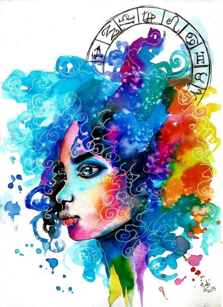 Image result for Gabi Xavier zodiac sign