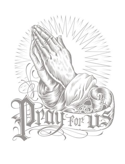 Lowrider Drawings Pictures Lowrider Art Praying Hands