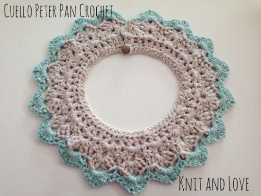 Free Crochet Peter Pan Collar Patterns Crafty Tutorials