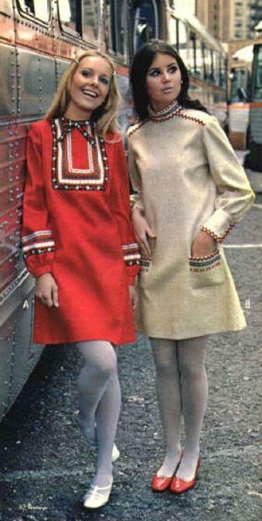 Fashion 1967/8 Uma graça.:
