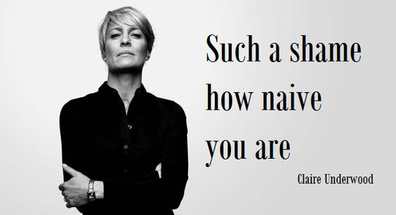 House of Cards Claire Underwood