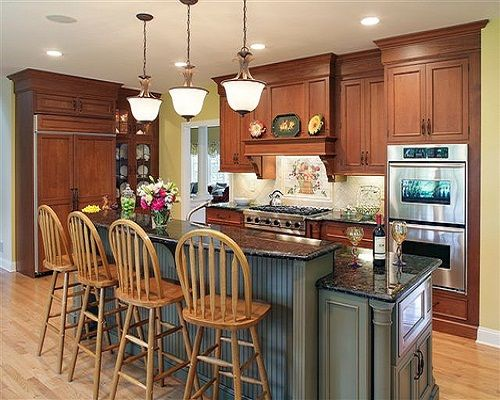 two tier kitchen island casual seating for guests lower level island would hold coffee system on kitchen island ideas kids id=67105