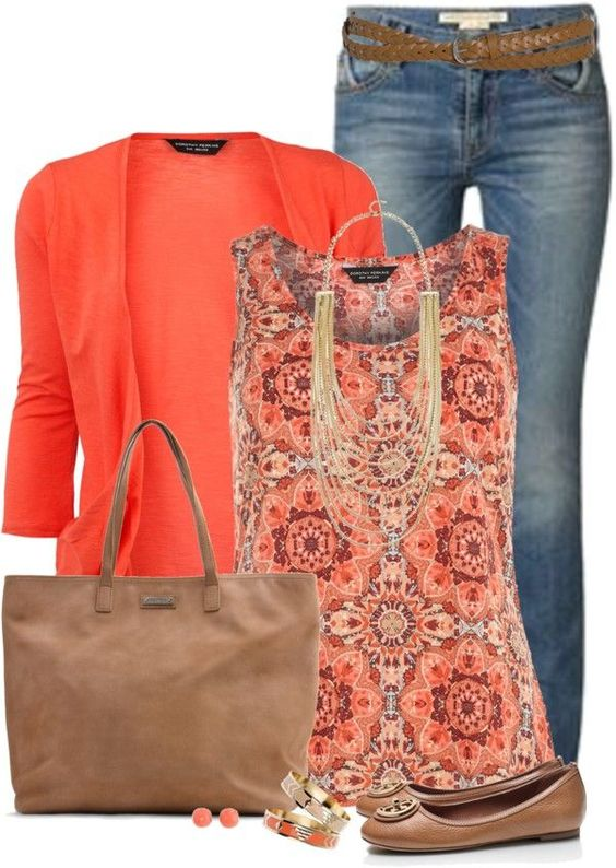 20 Fancy Polyvore Outfit Ideas With Cardigans - Be Modish - Be Modish: