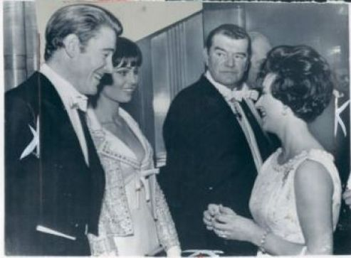 Image result for peter o'toole and princess margaret