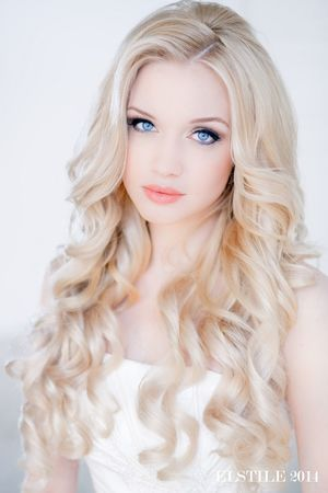 i just got to say this girl is gorgeous makeup insperation pinterest i am blonde hair