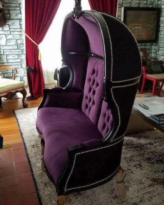 Perfect Haunted Mansion Doombuggy Sofa - MUST DO!!!                                                                                                                                                                                 More: