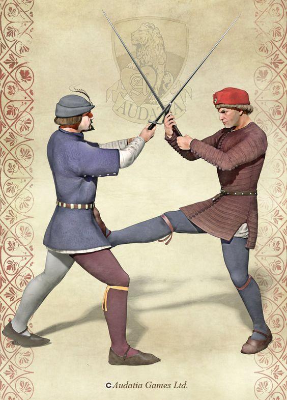 Medieval Swordfighting by Undermound: