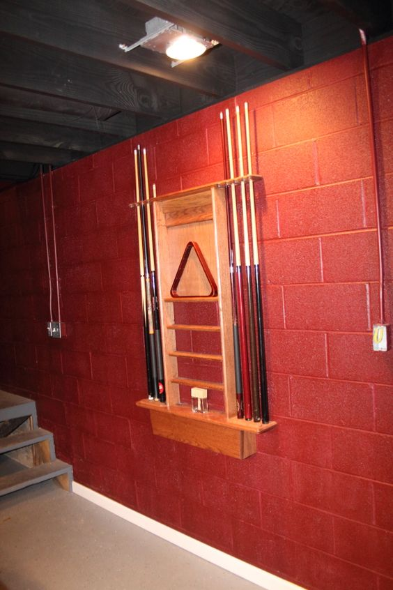 most painted concrete block walls look terrible but red on concrete basement wall paint colors id=85621