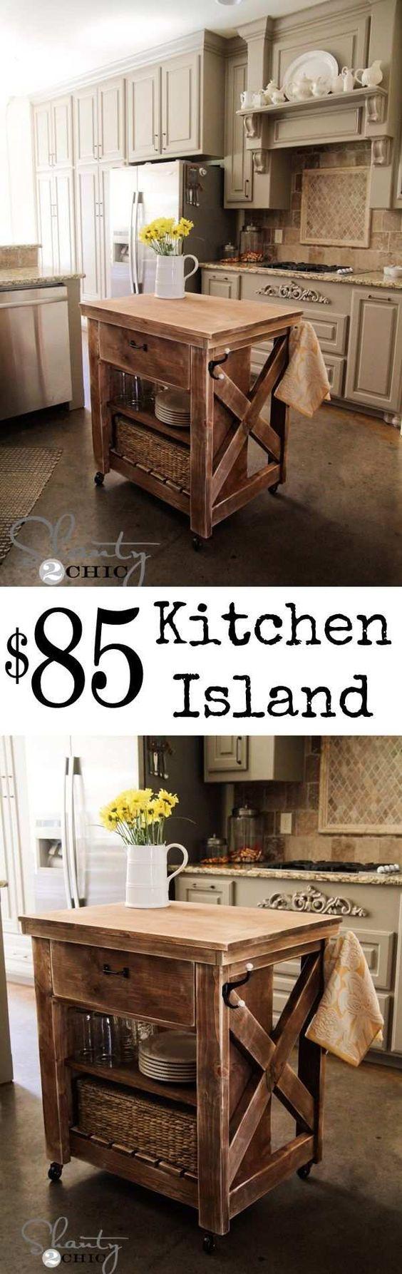 pinterest the world s catalog of ideas on kitchen island ideas diy id=79924