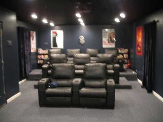 Home Theater Rooms Theater Rooms And Home Theaters On