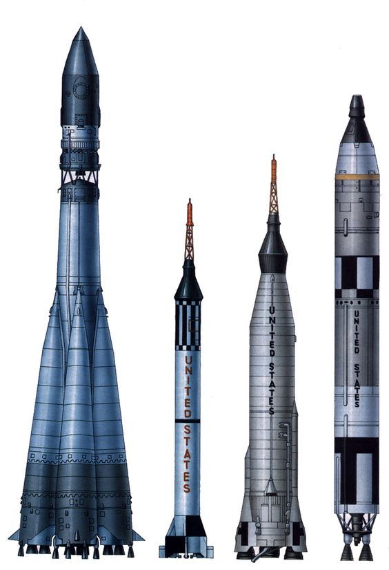 Space rocket, Rockets and Spaces on Pinterest