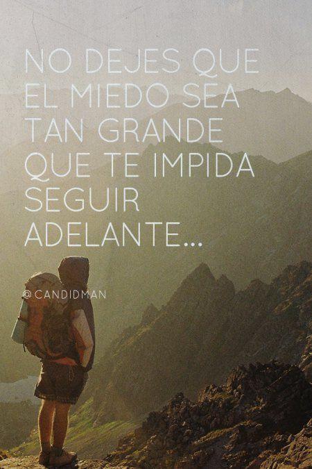 El miedo en la escalada te debe ayudar, no controlarte.