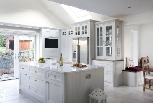 Farrow Ball Gray And Kitchens On Pinterest