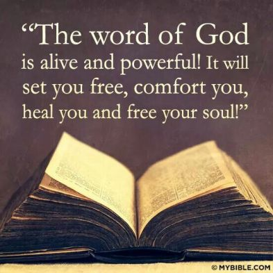 Image result for The word of God pictures