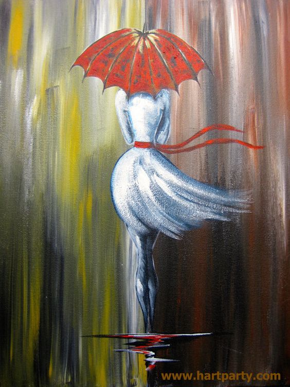 Walk In The Rain By Cinnamon Cooney Fully Guided As The