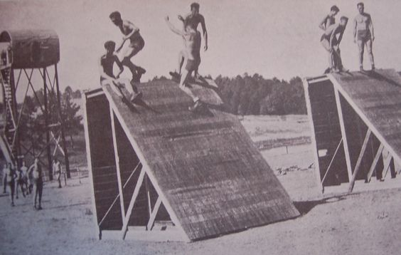 The 'Easy' at Camp TOCCOA: