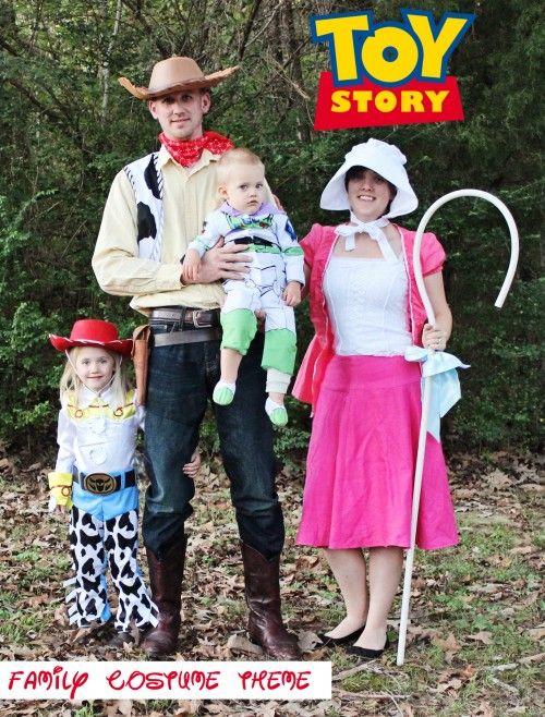 Disfraces de Toy Story