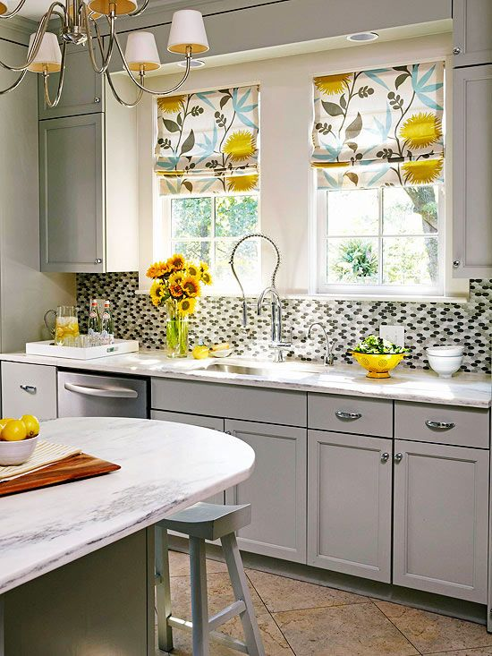 kitchen decorating ideas gray kitchens cabinets and love the on kitchen ideas white and grey id=89573