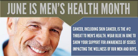 June is Men's Health Month | Special days | Pinterest ...