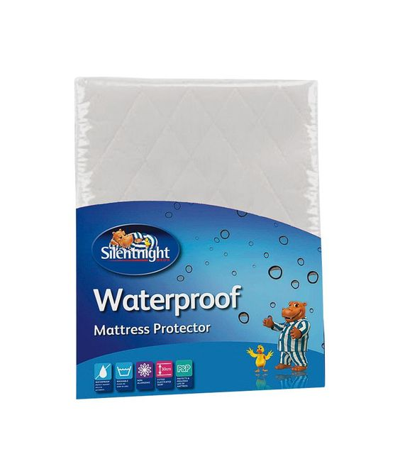 Silentnight Waterproof Mattress Protector Double At Argos Co Uk Your Online