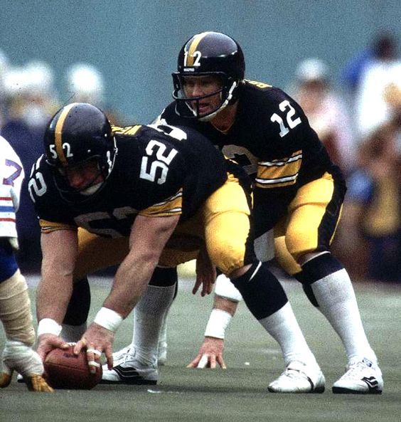 Image result for Terry Bradshaw and steelers teammates