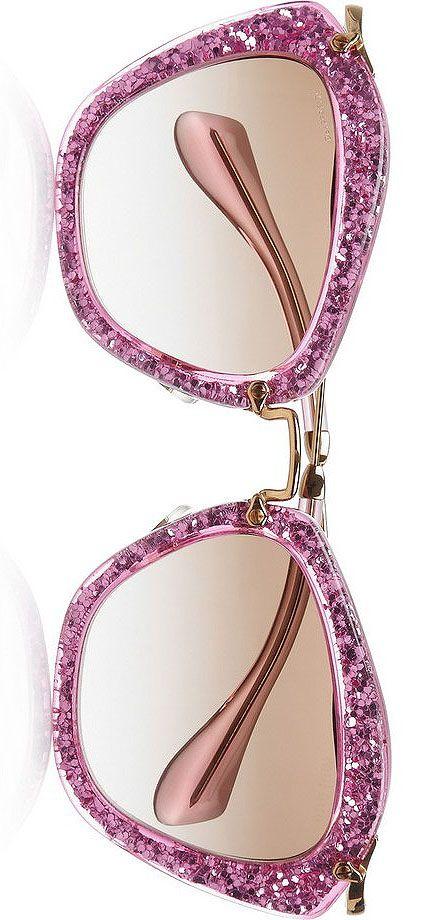 Sunglasses by Miu Miu