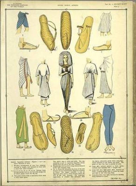 Egyptian Clothing: