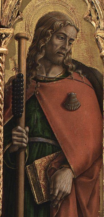 Carlo e Vittore Crivelli, San Giacomo Maggiore, polittico di Monte San Martino, 1477-1480: