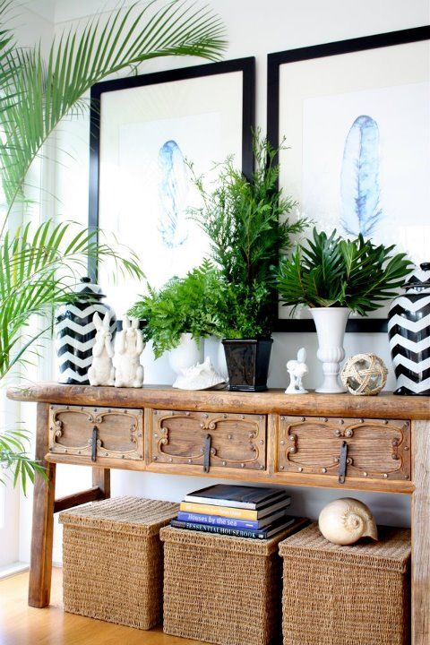 Simple entryway ideas for a stylish first impression