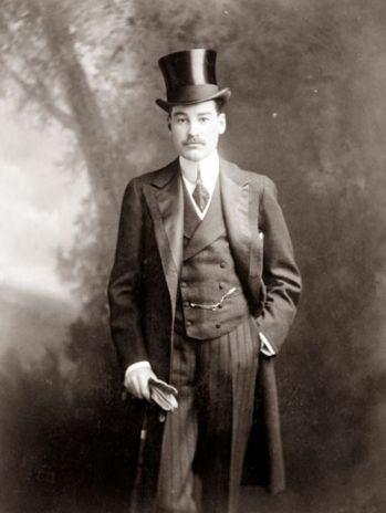 Alfred Vanderbilt c.1907 Lost his life in the Titanic sinking.: