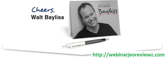 webinar jeo review walt Bayliss
